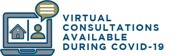 Virtual consultation notice